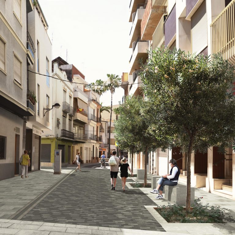 calle algemesí